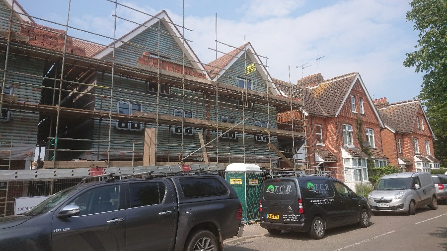 Current Project in Hythe