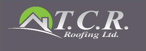 TCR Roofing Logo